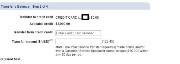 《信用卡减债方法 - Balance Transfer》