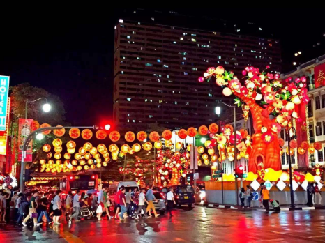 《2017年春节出境游 美国成首选目的地》