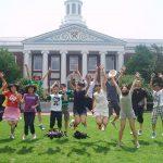 想要到美国留学?先从夏令营开始!