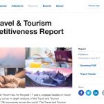 2017年旅游业竞争力报告