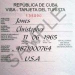 古巴签证中国护照,美国护照或绿卡是否需要签证?