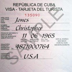 《古巴签证中国护照,美国护照或绿卡是否需要签证?》
