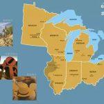 美国五大湖区官方旅游指南