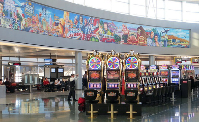 拉斯维加斯麦卡伦国际机场