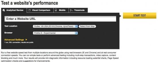 《最实用的三款,网站测试工具》