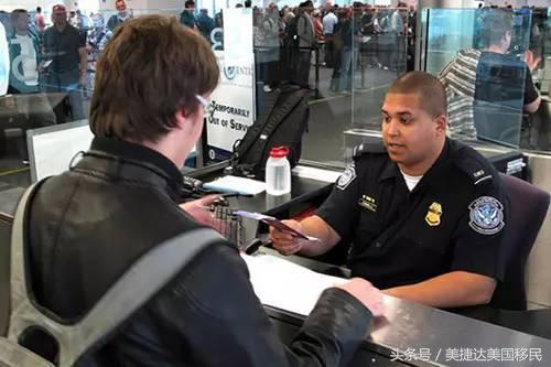 入境美国,被遣返的奇葩理由有哪些?