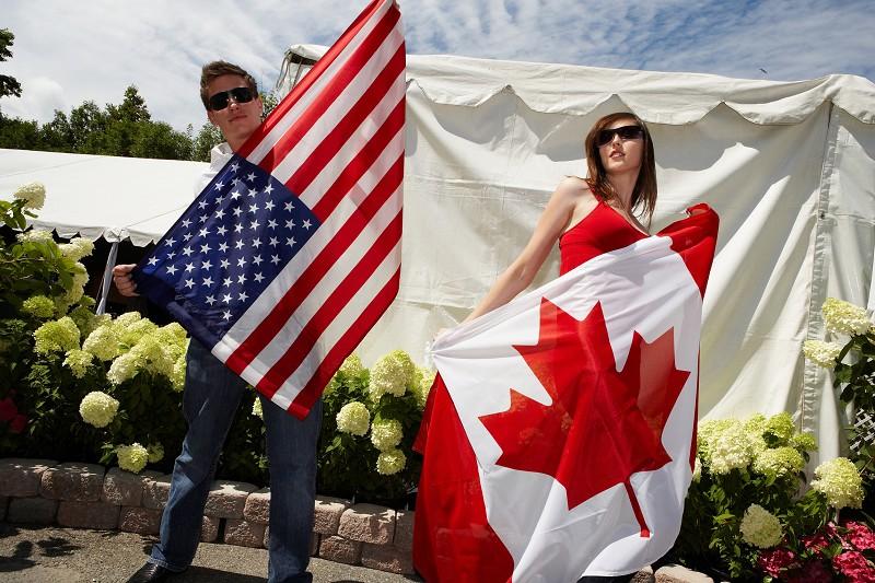 """""""加拿大 美国""""的图片搜索结果"""