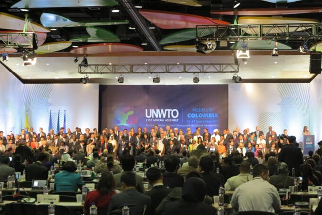 """""""联合国世界旅游组织(UNWTO)""""的图片搜索结果"""