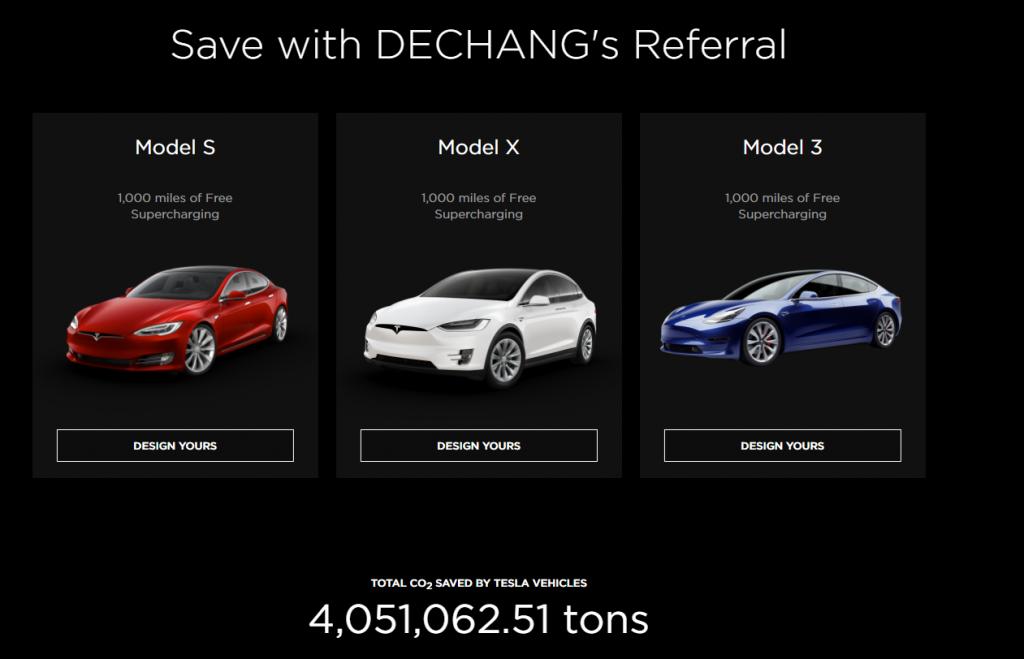 《推荐奖励:特斯拉 Tesla 3 优惠码 2019年新》