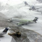 2015年暴风雪取消航班 航空公司损失2亿美金[新年礼物]