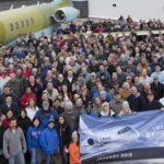 赛斯纳首架量产奖状纬度公务机下线