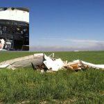 美国一小飞机飞行员玩自拍分心致坠毁