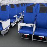 全日空开发新经济舱座椅 适合任何体型
