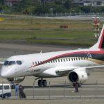 日本MRJ飞机意在欧洲中东市场 预计将获新单