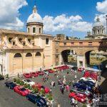 法拉利140万善款致力意大利文化古迹保护