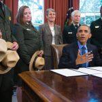 探索奥巴马指划的最新的三个国家保护区