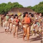 在非洲大陆上有这样不准女性穿裤子的部落