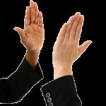 美国文化分享,击拳,Hi Five,Shake Hand