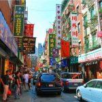 中餐馆对美国的影响