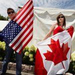 加拿大有多少人去美国买房子?