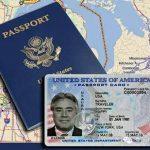 美国国务院鼓励国内航班 乘客使用护照卡和护照